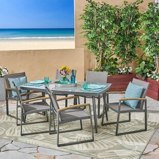 Framingham 7 Piece Dining Set by Willisto..