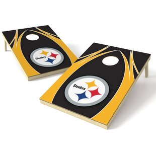 Tailgate Toss NFL Cornhole Board (Set of 2)