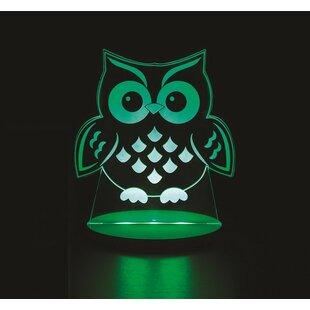 Tulio Dream Lights Owl Night Lights Insert