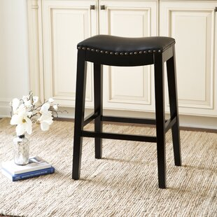 Kira 29 Bar Stool by Alcott Hill