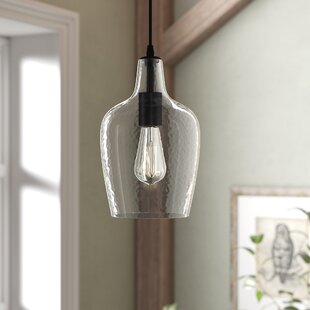 Welsh Transitional 1-Light Bell Pendant