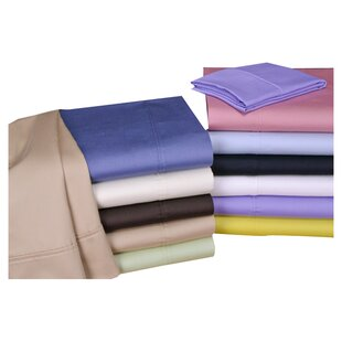 Orleans 300 Thread Count 100% Cotton Sheet Set by Breakwater Bay Wonderful