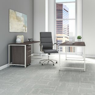 400 Series 4 Piece Office Set by Bush Business Furniture Design