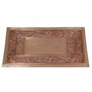 Copper Door Panel by Yosemite Home Decor