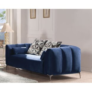 Best Reviews Richey Loveseat by Everly Quinn Reviews (2019) & Buyer's Guide