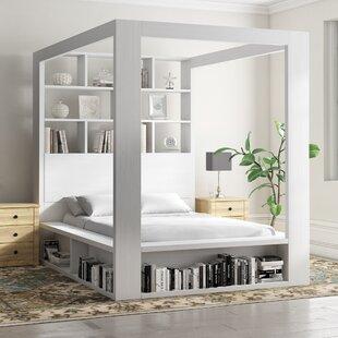 Gage European Kingsize Bed Frame By Ebern Designs