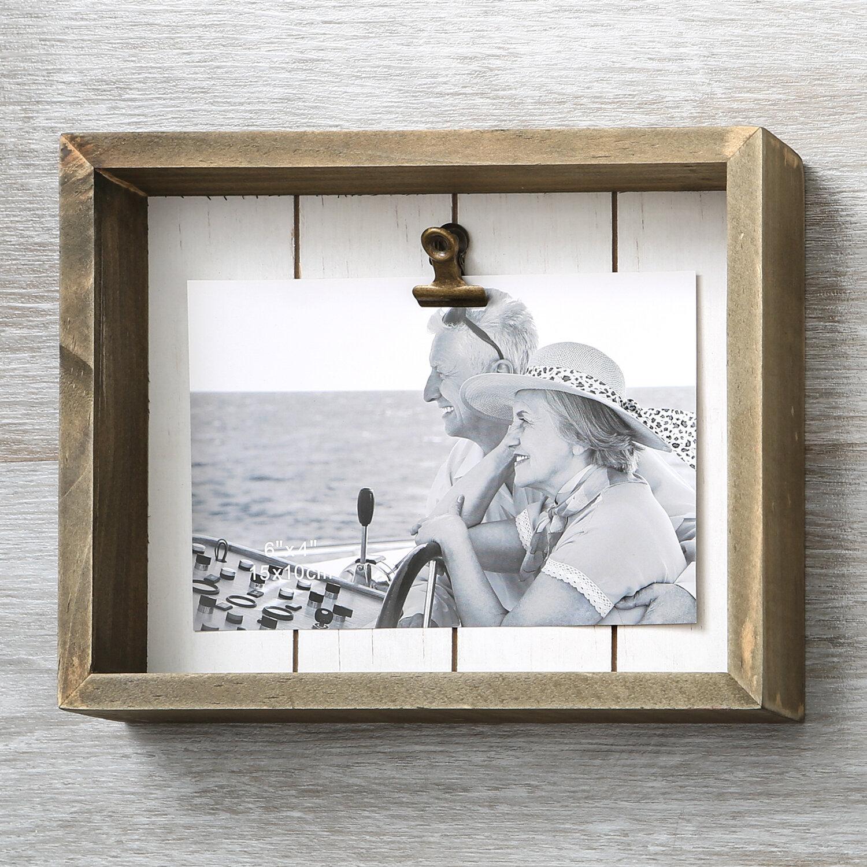 Highland Dunes Anja Wood Box Picture