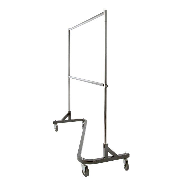 Econoco 58 25 W Add On Hangrail For