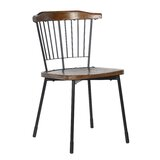 Alemany Solid Wood Dining Chair (Set of 2) by Gracie Oaks