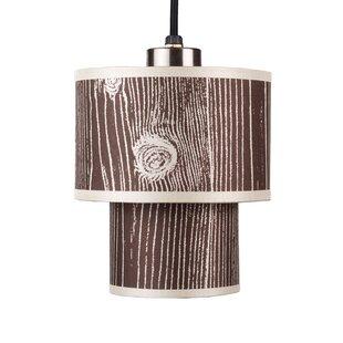 Lights Up! Deco 1-Light Drum Pendant