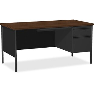 Fortress Right-Pedestal Desk