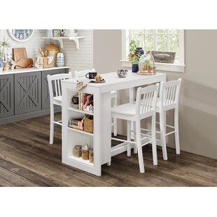 Amandes Counter Height Dining Table By Alcott Hill