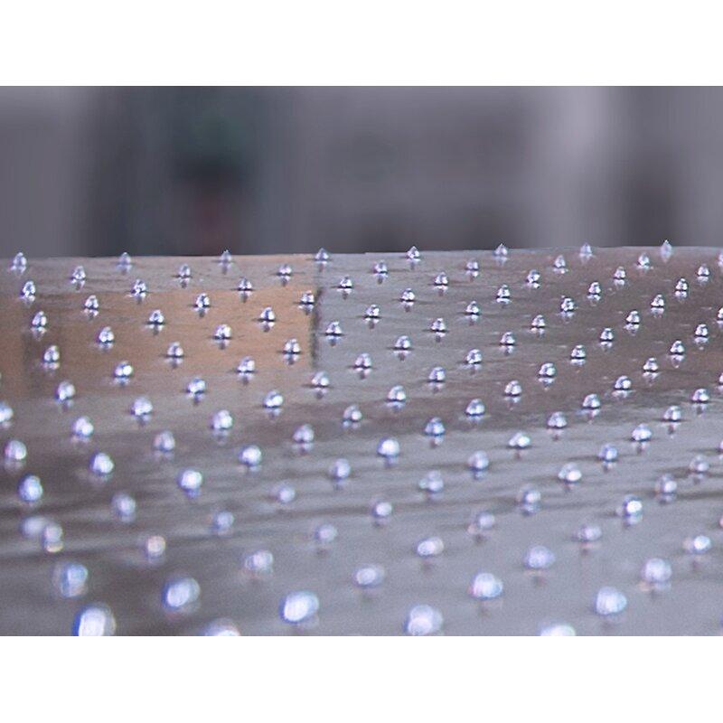 Genial Cleartex High Pile Carpet Straight Edge Chair Mat