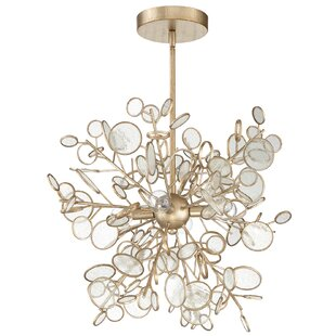 Ivy Bronx Fields 4-Light Pendant