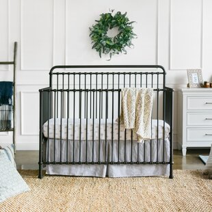Winston 4-in-1 Convertible Crib by Million Dollar Baby Classic