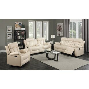 Red Barrel Studio Martha Reclining Configurable Living Room Set