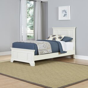 lafferty twin panel bed