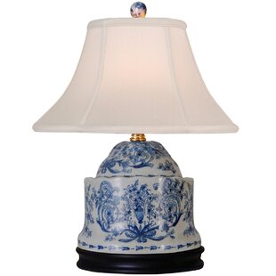 Porcelain Jar 17 Table Lamp