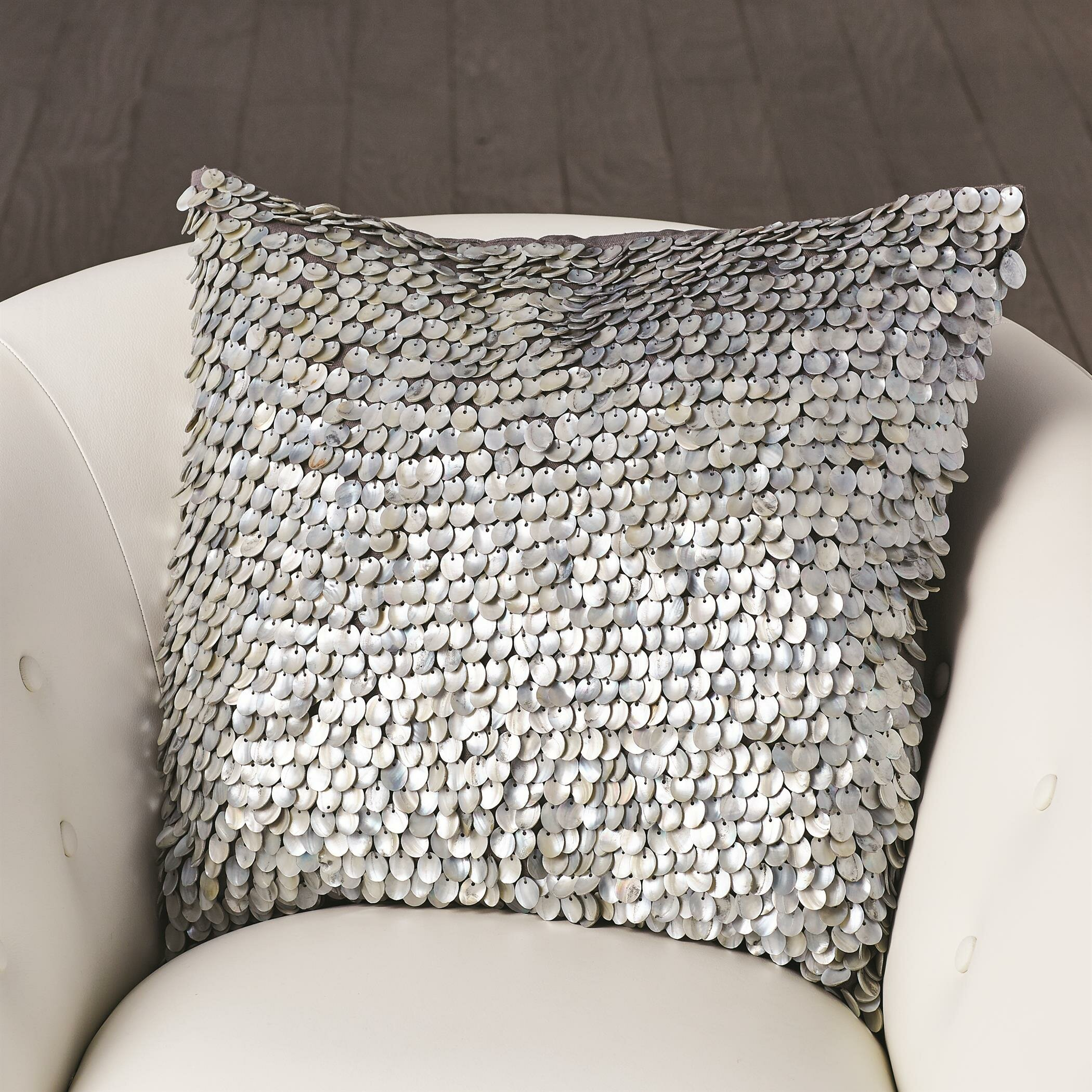 Studio A Square Cotton Pillow Cover And Insert Wayfair