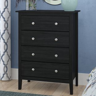 Kissell 4 Drawer Dresser