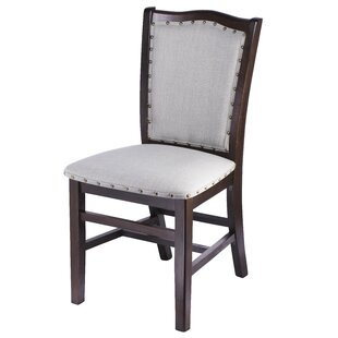 Ewers Upholstered Dining Chair (Set of 2)