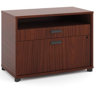 Great Price Manage Credenza 2-Drawer Lateral Filing Cabinet by HON