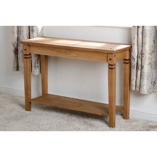 Boundary Ridge Console Table By Brambly Cottage