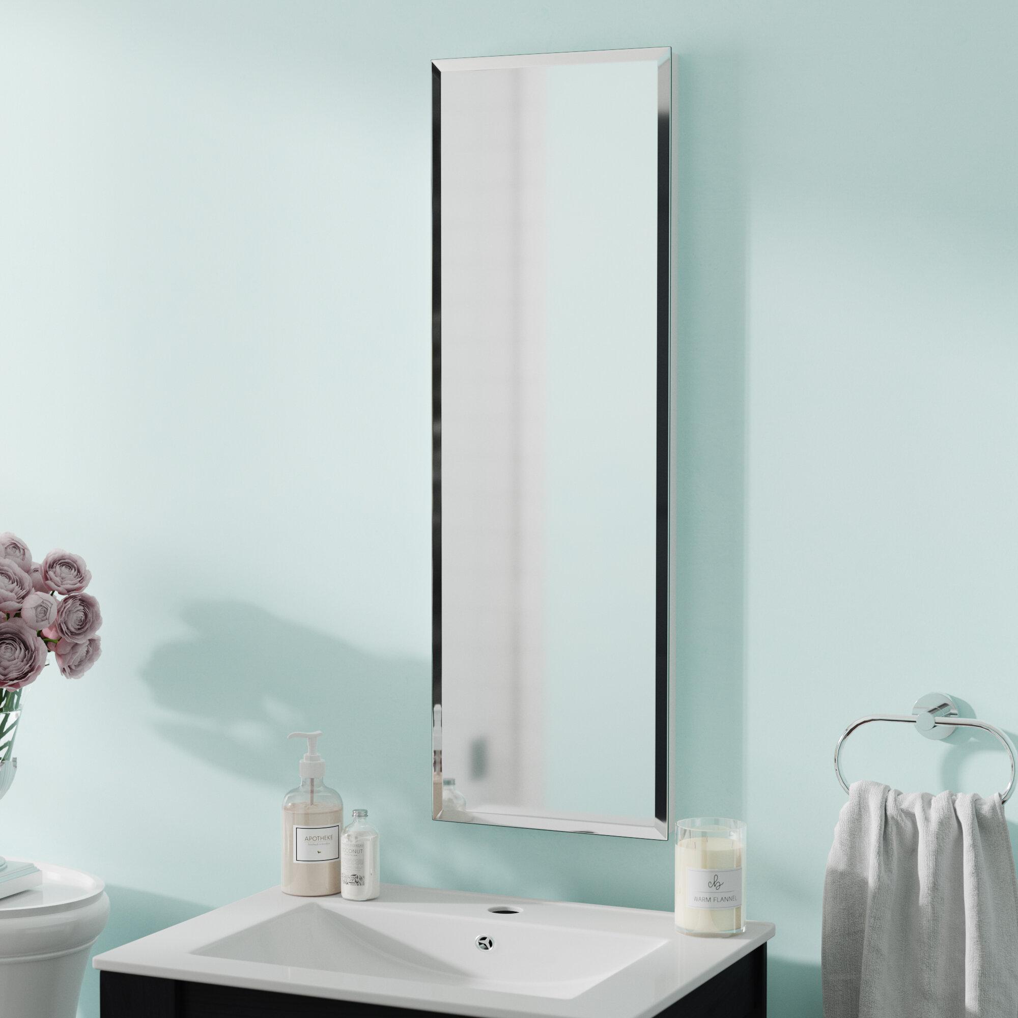 Orren Ellis Ginnifer 12 X 36 Recessed Medicine Cabinet With 4 Adjustable Shelves Reviews Wayfair