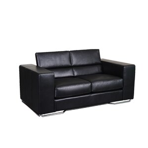 Caslon Leather Sofa by Bellini Modern Living