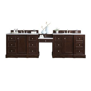 Kewstoke 121 Double Bathroom Vanity Set by Alcott Hill