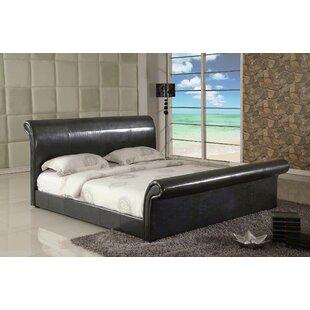 Otego Upholstered Sleigh Bed