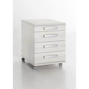 Youssouf 4 Drawer Filing Cabinet By 17 Stories