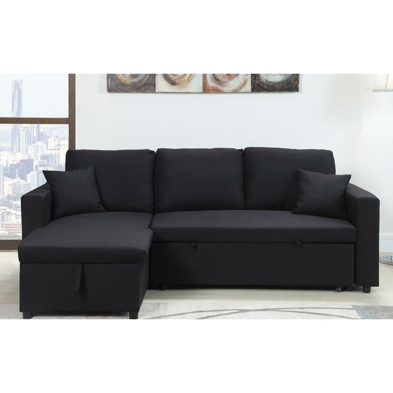 pull adamhosmer out sleeper with inspire bed com for sectional sofa couch