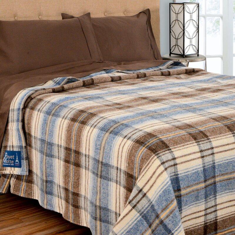 Chalet Wool Blanket