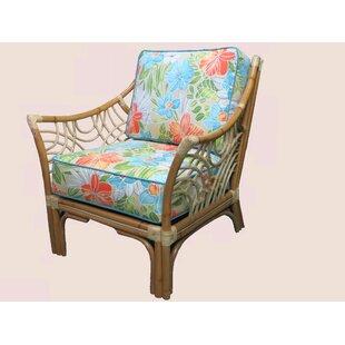 Spice Islands Wicker Bali Chaise Lounge