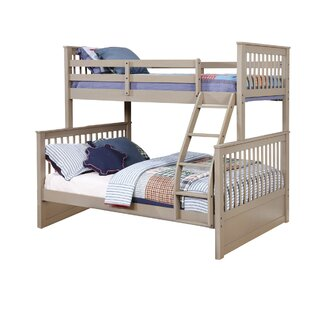 Affordable Price Wang Twin Over Full Bunk Bed by Harriet Bee Reviews (2019) & Buyer's Guide