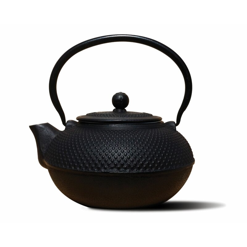 Tetsubin 1.63 Qt. Saga Teapot