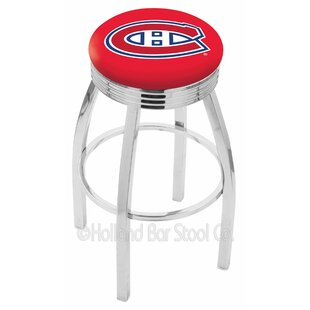 Inexpensive NHL 30 Swivel Bar Stool by Holland Bar Stool Reviews (2019) & Buyer's Guide