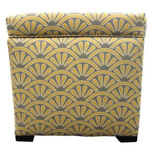 Tamara Storage Ottoman by Sole Designs