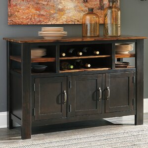 Anesicia Buffet Table by Gracie Oaks