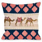 Red World Menagerie Throw Pillows You Ll Love In 2021 Wayfair