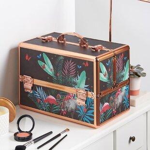 Large Jungle Makeup Storage Box