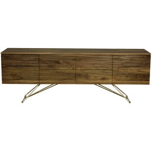 Alegra 2 Door and 2 Drawer Buffet Table Union Rustic