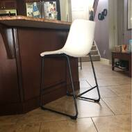 Groovy Bamey Bar Counter Stool Unemploymentrelief Wooden Chair Designs For Living Room Unemploymentrelieforg