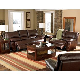 Wildon Home ® Red Bluff Reclining Configurable Living Room Set