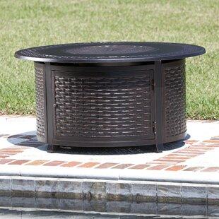 Fire Sense Bellante Aluminum Propane Fire..