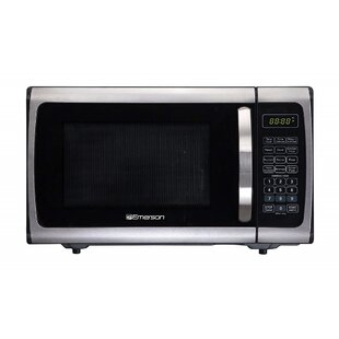 19.2 0.9 cu. ft. Countertop Microwave by Emerson Radio Corp.