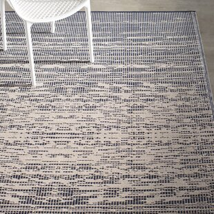 Find Marianne Blue Indoor/Outdoor Area Rug By Beachcrest Home