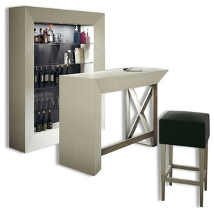Fernwood Bar Set by Rosdor..