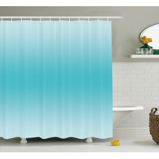 Best Choices Fred Tropical Aquatic Print Shower Curtain ByHarriet Bee